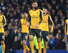 """Arsenal và căn bệnh… """"hết thuốc chữa"""""""