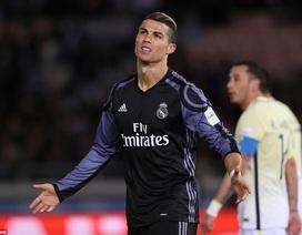 Nhìn lại pha bỏ lỡ không thể tin nổi của C.Ronaldo trước Club America