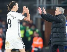 """Mourinho: """"Ibrahimovic cần được nghỉ ngơi"""""""