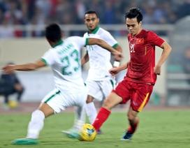 Bảng xếp hạng FIFA tháng 12/2016: Đội tuyển Việt Nam tụt hạng