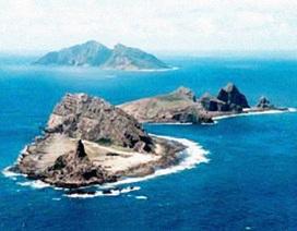 Nghị sĩ Nhật Bản thăm đảo tranh chấp với Trung Quốc