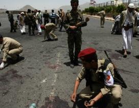 Đánh bom đẫm máu tại Yemen, gần 100 người thiệt mạng
