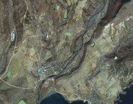 Ảnh vệ tinh hé lộ Triều Tiên nâng cấp bãi phóng tên lửa