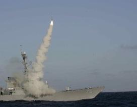 Hải quân Mỹ đặt mua 361 tên lửa hành trình Tomahowk