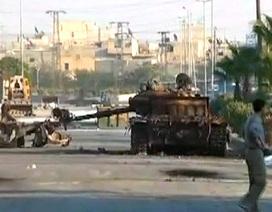 Quân đội Syria tổng phản công tại thủ đô thương mại Aleppo
