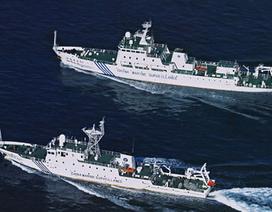 Trung Quốc lại cử tàu tuần duyên ra Biển Đông