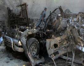 Đánh bom liên hoàn tại Afganistan, 36 người thiệt mạng