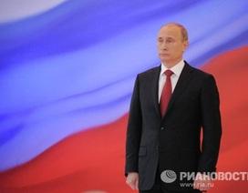 Nhìn lại 100 ngày đầu tiên của Tổng thống Putin