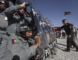 Mỹ tạm ngừng huấn luyện cho tân binh Afghanistan