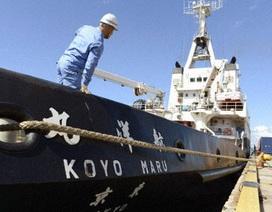 Tokyo đưa tàu khảo sát tới đảo tranh chấp với Trung Quốc