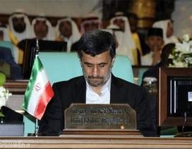 Iran cử đội quân tinh nhuệ tới Syria
