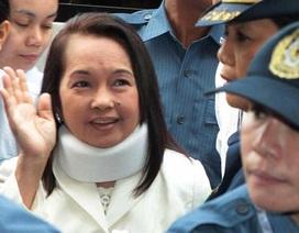 Philippines bắt giữ cựu Tổng thống Arroỵo