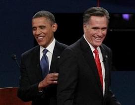"""Tranh luận Tổng thống Mỹ 2012: Mitt Romney và """"Bất ngờ tháng 10"""""""
