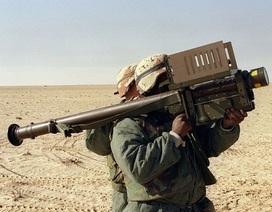 Tên lửa quân nổi dậy Syria hạ trực thăng quân đội