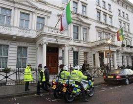 Đức tăng cường an ninh bảo vệ các sứ quán ở thủ đô Berlin