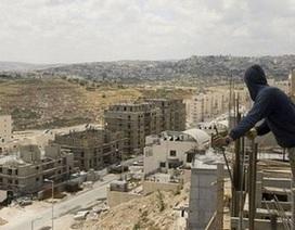 Israel xây thêm 3.000 nhà định cư trả đũa Palestine