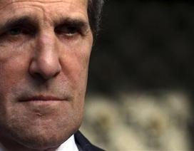 """""""Thượng nghị sỹ John Kerry được chọn làm Ngoại trưởng Mỹ"""""""