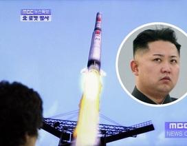"""Vụ phóng tên lửa """"đánh bóng"""" danh tiếng nhà lãnh đạo trẻ Kim Jong-un"""