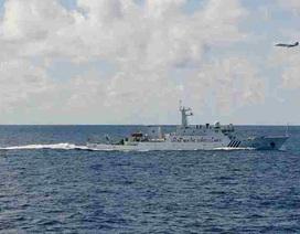Trung Quốc trang bị máy bay tầm xa tuần tra vùng biển tranh chấp