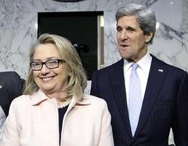 Di sản của bà Clinton để lại cho ông Kerry