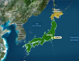 Động đất mạnh rung chuyển đông bắc Nhật Bản