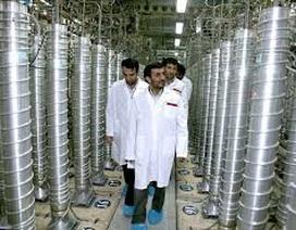 Iran chế tạo 3.000 máy ly tâm thế hệ mới