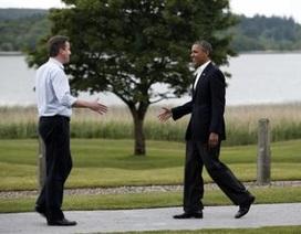 Thượng đỉnh G-8 khai mạc trong bất đồng