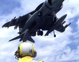 Chiến đấu cơ Mỹ thả bom khẩn cấp ở Australia