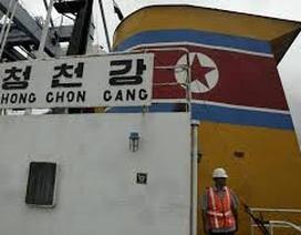 """Panama """"làm căng"""" với Triều Tiên sau vụ bắt giữ tàu chở vũ khí"""