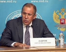 Nga, Syria thảo luận cụ thể kế hoạch giao nộp vũ khí hóa học