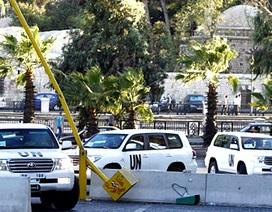 Chuyên gia LHQ bắt đầu tiêu hủy vũ khí hóa học Syria