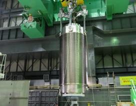 Nhật Bản bắt đầu dỡ các thanh hạt nhân tại Fukushima