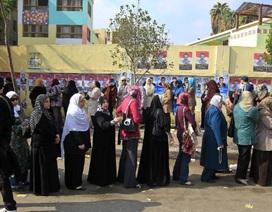 Dân Ai Cập ủng hộ dự thảo hiến pháp mới với tỷ lệ áp đảo