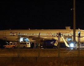 Máy bay chở phái đoàn Syria bị gây khó ở Hy Lạp
