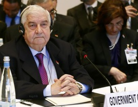 Hội nghị Geneva về Syria khai mạc trong bất đồng sâu sắc