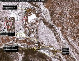 Triều Tiên niêm phong hầm thử hạt nhân