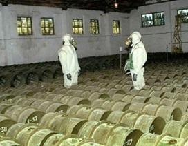 Syria cam kết xóa sổ vũ khí hóa học nguy hiểm trước tháng 3
