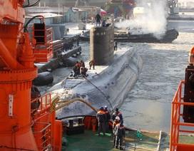 Tàu ngầm thứ 4 của Việt Nam được hạ thủy tuần tới