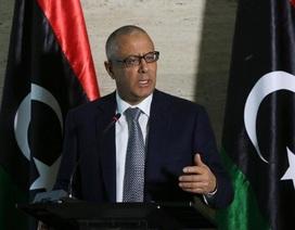 Quốc hội Libya phế truất Thủ tướng