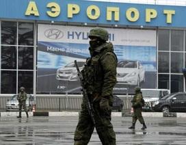 Crimea đóng cửa không phận chuẩn bị cho kế hoạch ly khai