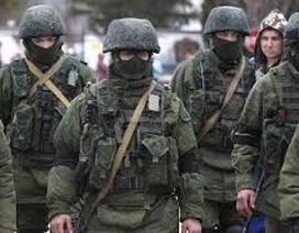 Điện Kremlin xác nhận triển khai binh sĩ sát Ukraine