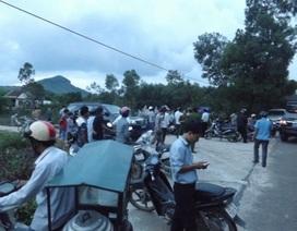 Hàng trăm cảnh sát vây núi Mụ Nhân bắt tên cướp có hung khí