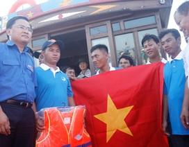 Huế lần đầu ra mắt 2 CLB ngư dân trẻ bám biển