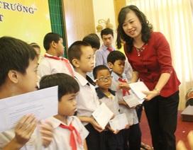 100 suất học bổng cho trẻ em khuyết tật - nhiễm chất độc điôxin