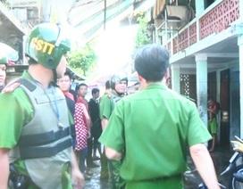 """100 chiến sĩ vây bắt """"chủ đại lý"""" cung cấp ma túy"""