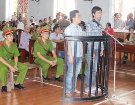 35 tháng tù cho 2 thanh niên đánh công an bị thương
