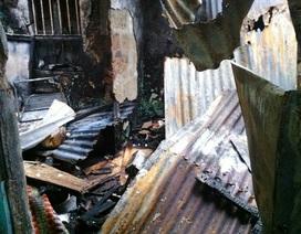 2 ngôi nhà cùng nhiều tài sản bị thiêu rụi lúc rạng sáng