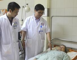 Phẫu thuật thành công cắt u trực tràng sớm qua đường hậu môn
