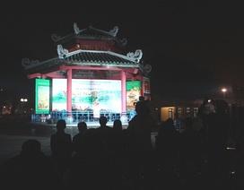 Lắng đọng, cảm xúc trong đêm thơ Nguyên tiêu tại Huế