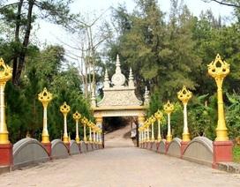"""Mục sở thị """"ngôi chùa Miến Điện"""" độc đáo ở Huế"""
